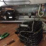 تعمیر انواع یخچال ولباسشویی